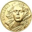 Svoboda, Rovnost, Bratrství II. - sada tří zlatých medailí b.k.