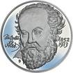 M. Aleš - 160. výročí narození Ag proof