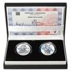 Majster Pavol z Levoče - návrhy mince 10 € sada Ag medailí 1 Oz b.k.
