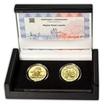 Majster Pavol z Levoče - návrhy mince 10 € sada Au medailí 1 Oz b.k.