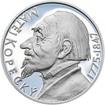 Matěj Kopecký - 240. výročí narození stříbro proof