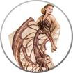 Blanka Matragi - série Motýlí barvy vzor 2- Proof