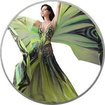 Blanka Matragi - série Motýlí barvy vzor 3- Proof