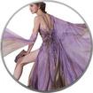 Blanka Matragi - série Motýlí barvy vzor 4- Proof