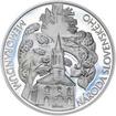 Výročie Memoranda národa slovenského - 28 mm stříbro Proof