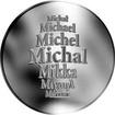 Česká jména - Michal - velká stříbrná medaile 1 Oz
