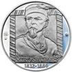 Miroslav Tyrš - 1 Oz stříbro b.k.