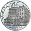 Náprstkovo muzeum v Praze - 150. výročí založení Ag proof
