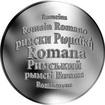 Česká jména - Romana - velká stříbrná medaile 1 Oz