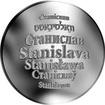 Česká jména - Stanislava - velká stříbrná medaile 1 Oz