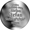 Česká jména - Štefan - stříbrná medaile