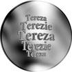 Česká jména - Tereza - stříbrná medaile