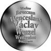 Česká jména - Václav - stříbrná medaile