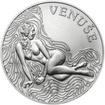 Venuše 50 mm stříbro b.k.