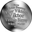 Česká jména - Viktor - stříbrná medaile