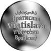 Česká jména - Vratislava - stříbrná medaile