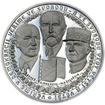 90. výročí vzniku ČSR - stříbro 1 Oz Proof