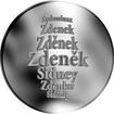 Česká jména - Zdeněk - stříbrná medaile