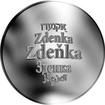 Česká jména - Zdeňka - stříbrná medaile