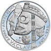 Relikvie Sv. Václava - I. - 1 Oz Ag Proof