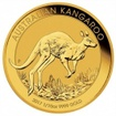 Zlatá mince Australian Kangaroo Gold Bullion 1/10 Oz 2017