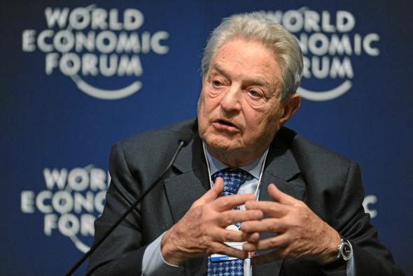 WEF - George Soros