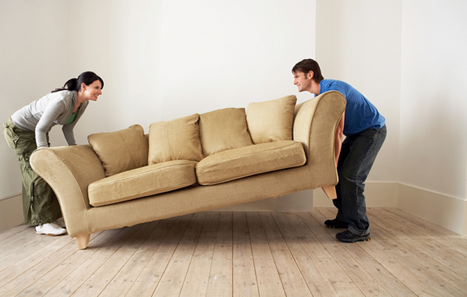 Vybavení domácnosti bez hypotéky