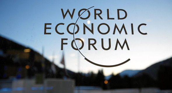 World Economic Forum in Davos, Switzerland, January 2016