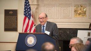 Greenspan: Toto je bublina, ze které by nyní investoři měli mít obavy