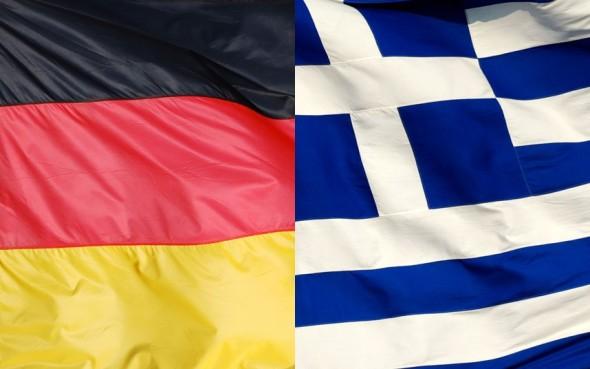 Německo vs Řecko