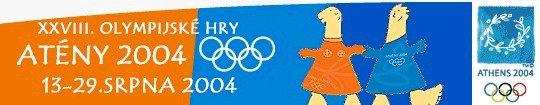 Letní olympijské hry Řecko - Atény 2004