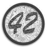 Logo 42-coin