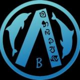 Logo Atlantis Blue Digital Token