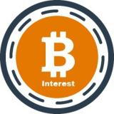 Logo Bitcoin Interest