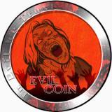 Logo Evil Coin