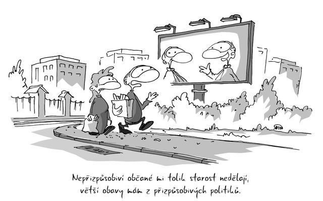 Jak Na Mars Kresleny Vtip