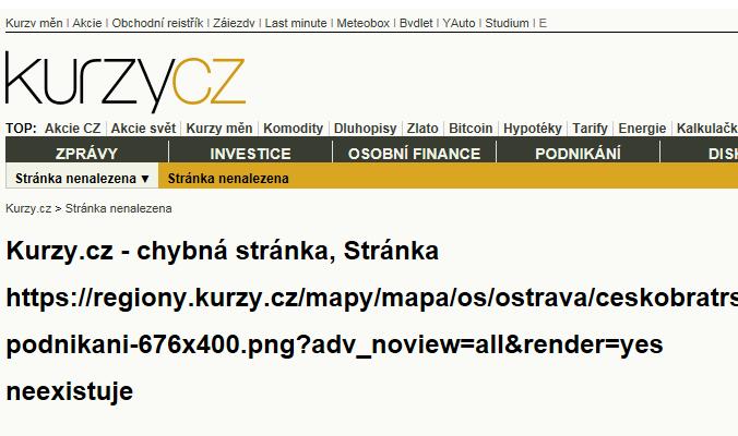 Mapa Českobratrská - Firmy v ulici.