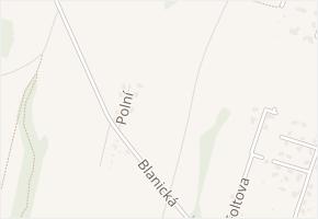Stará Bělá v obci Ostrava - mapa městské části
