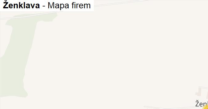 Ženklava - mapa firem