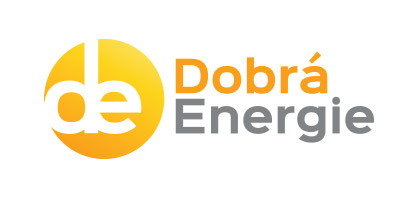 Logo Dobrá energie, s.r.o.
