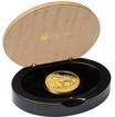 Zlatá mince 1 oz (trojská unce) ROK KOZY PROOF Austrálie 2015