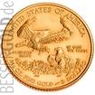 Zlatá mince 1/10 oz (trojské unce) AMERICAN EAGLE USA