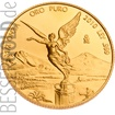 Zlatá mince Libertad 1/2 oz
