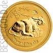 Zlatá mince Rok Buvola 1 oz