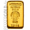 Zlatý slitek Heraeus 250 g