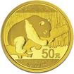 Zlatá mince Panda 3 g