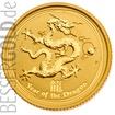 Zlatá mince Rok Draka 1/2 oz