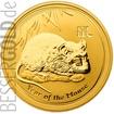 Zlatá mince Rok Myši 1 oz