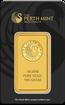 Zlatý slitek 100g PERTH MINT (Austrálie)