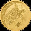 Zlatá mince Taku - Kareta Pravá 1 oz
